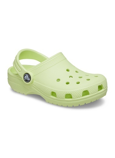 Crocs 204536-3U4 Kids Classic Clog Çocuk Terlik Yeşil